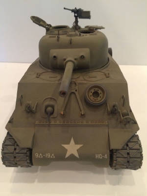 RC Tanks I built and battles they were in